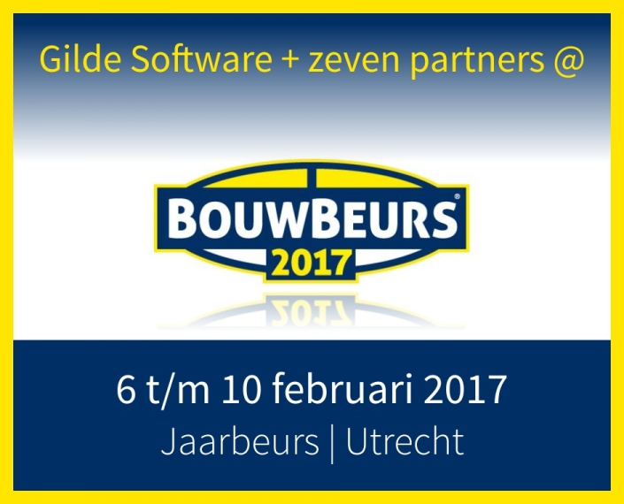 Gilde Software BouwBeurs 2017